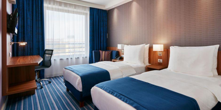 Soba sa dva odvojena ležaja (Twin)